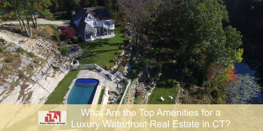 Luxury Waterfront Real Estate in Connecticut